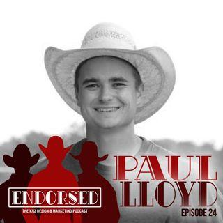 24. Paul Lloyd | Bear Down Project