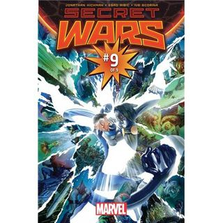 Source Material #058 - Secret Wars (2015) #8 and #9