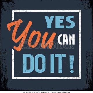 YES You Can Do It!! Episode 1