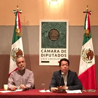 Presupuesto 2020 avanza, se reasignan 12 mil 500 millones de pesos: Delgado