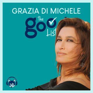 67. The Good List: Grazia Di Michele - 5 motivi per amare gli animali