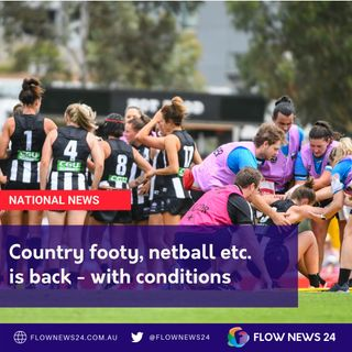 Country Sport is back - but with what conditions?