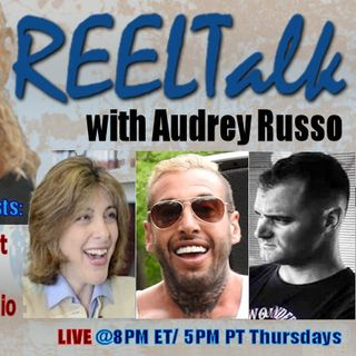 REELTalk: Author of The Red Thread Diana West, author of The Rife Andrew Biggio and author of Just Say No Chris Sky