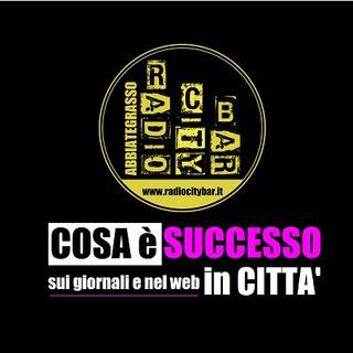 COSA è SUCCESSO in CITTA' 07 Febbraio 2017