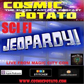 Episode 98: Sci-Fi Jeopardy--Live From Magic City Con 2018