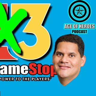 E3 Cancelled, Reggie Joins Gamestop and Call of Duty Warzone | Episode #156