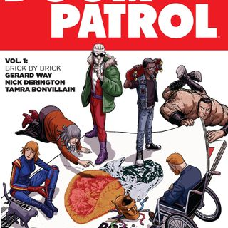 "Source Material #231 - Doom Patrol - ""Brick By Brick"" (DC, 2016)"