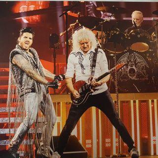Brian May parla di un possibile inedito dei Queen con la voce di Adam Lambert, che ha sostituito Freddie solo nei live. Andiamo poi al 1989.