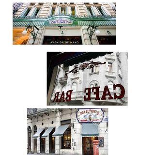Bares Notables de Buenos Aires