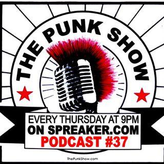 The Punk Show #37 - 10/31/2019