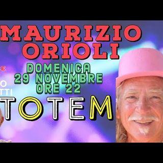 TOTEM: Maurizio Orioli con Giorgio Cerquetti - Puntata 20