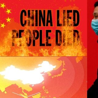 China Lied People Died
