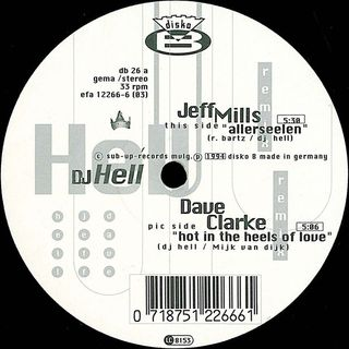 Dj Hell - Allerseelen (Jeff Mills Remix)