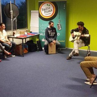 RP Olanda: Andrea Labanca & the Fisheye live