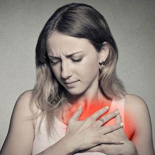 Infarto al miocardio o ataque al corazón en mujeres