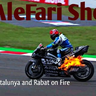 Highlights Catalunya And Rabat On Fire