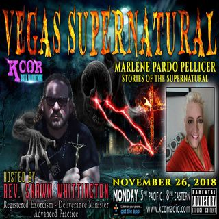 Vegas Supernatural | Interviewed by Rev. Shawn Whittington | Podcast