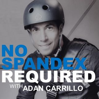 The No Spandex Required Podcast