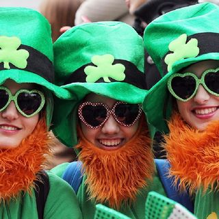 Happy Saint Patrick's Days