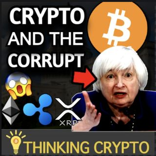 Crypto Infrastructure Bill News - Janet Yellen Corrupt - SEC Gary Gensler Ripple XRP