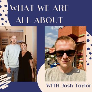 Leaving the city behind - with Josh Taylor