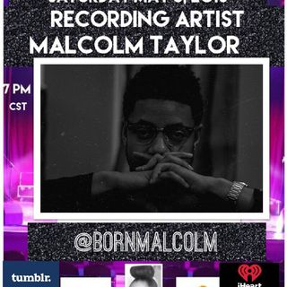 THE TOUR : SPECIAL GUEST RECORDING ARTIST MALCOLM TAYLOR