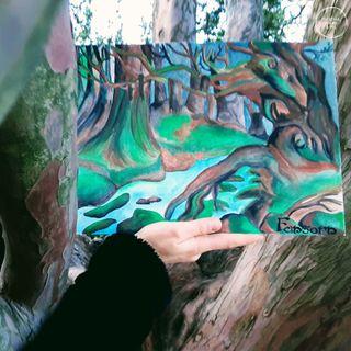 La foresta di Fangorn