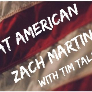 8/30 Zach Martin with  Tim Talk