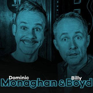 Dominic Monaghan & Billy Boyd