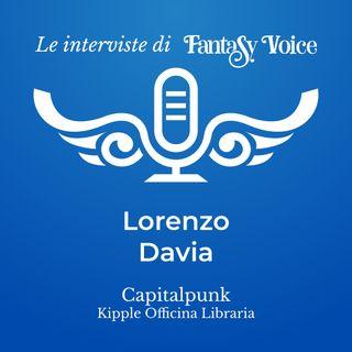 Lorenzo Davia: intervista su Capitalpunk