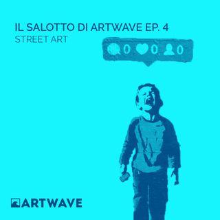 Episodio 4 - Quando l'arte scende in strada con Lucamaleonte