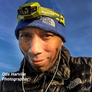 Big Blend Radio Interview with Photographer Otis Harville