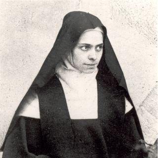 Santa Isabel de la Trinidad, carmelita