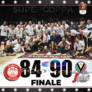 LBA Supercoppa Finale | Post Partita A|X Armani Exchange Olimpia Milano - Virtus Segafredo Bologna