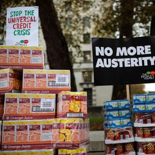 Food Banks and Universal Credit