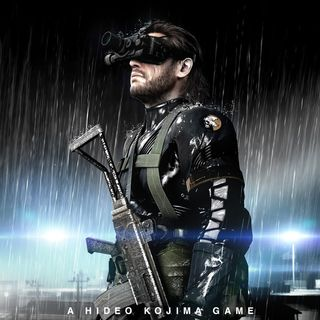 2x15 Metal Gear Solid Ground Zeroes