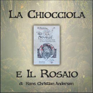 La chiocciola e il rosaio: l'audiolibro delle novelle di Andersen