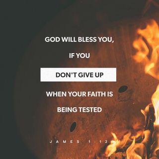 Episode 77: James 1:12 (March 18, 2018)