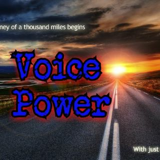 Episode 1: 12.29.18 - Voice Power: Be Heard, Take Action