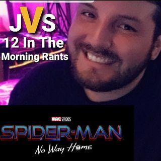 Episode 124 - Spider-man: No Way Home Teaser Reaction