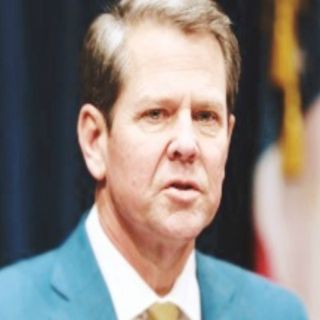 Gov. Kemp Announces Plans To Partly Reopen State Amid The Coronavirus Pandemic.