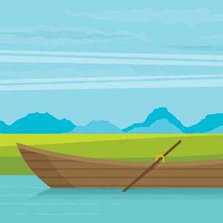 Geo på fisketur