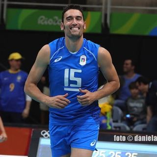 """Ultime voci da Rio2016: Birarelli, """"Orgoglioso di quanto fatto"""""""