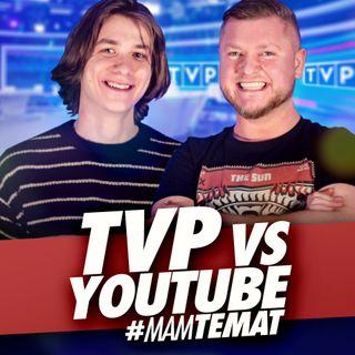 #6 TVP: Propaganda, Motel Polska i kłamstwa. Po co TVP zadziera z youtuberami? | HOP - Mam Temat
