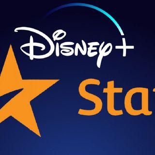Episodio 70 - e finalmente dalle 9 di questa mattina è arrivato anche in italia il canale disney star!