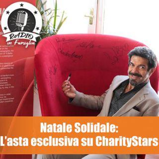 Natale Solidale: L'Asta esclusiva su CharityStars.com
