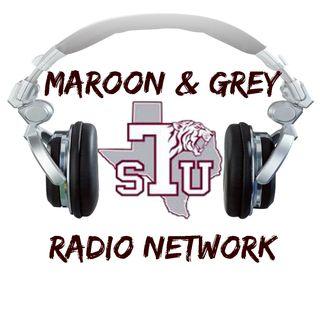 THE MAROON AND GREY RADIO NETWORK