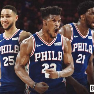 Jimmy Butler traded to 76ers! Todd Bowles needs to be fired! Melo & Rockets done