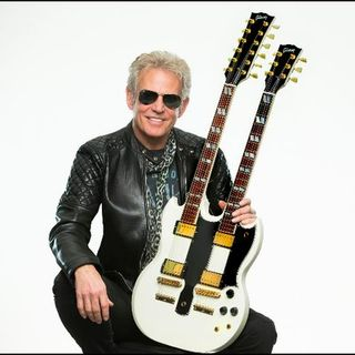Don Felder With Stuck and Gunner: Playing Guitar In Front Of Jimmy Page