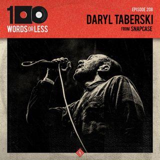Daryl Taberski from Snapcase